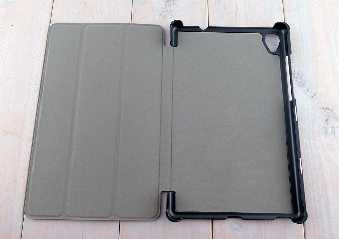 dedykowane etui na tablet Lenovo Tab M8 TB-8505X