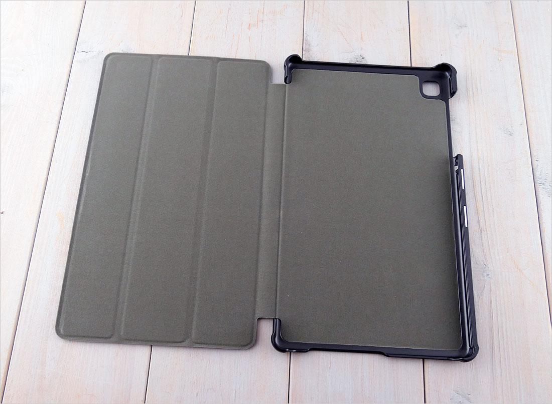 Elegacnki pokrowiec z formie książkowej na tablet Samsung Galaxy Tab A7 Lite 8.7 T220 T225