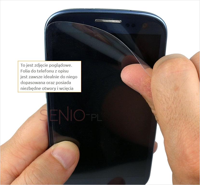 Folia dedykowana na telefon Nokia Lumia 720