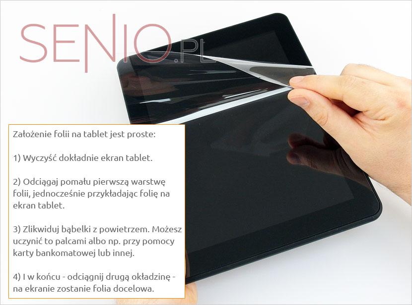 instrukcja zakladania na smartfona i tablet  7 cali