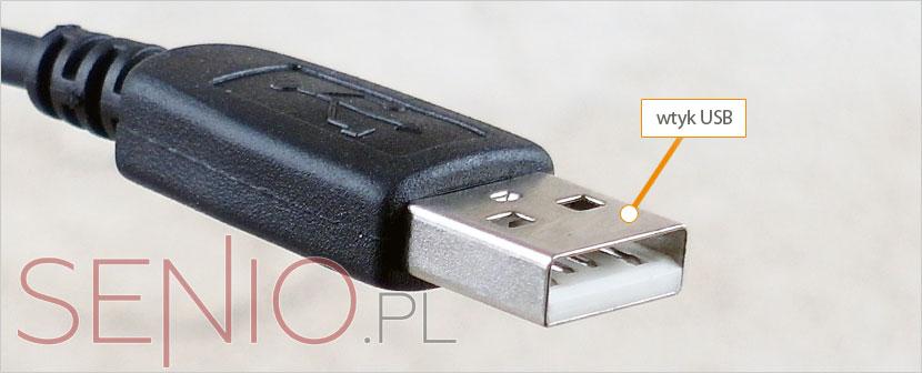 Kable do tabletu wtyk duże USB