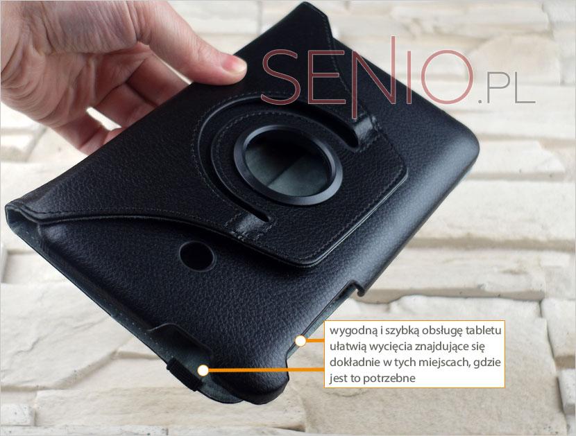Bardzo wygodny i poręczny pokrowiec na tablet Asus FE7010CG 170CG