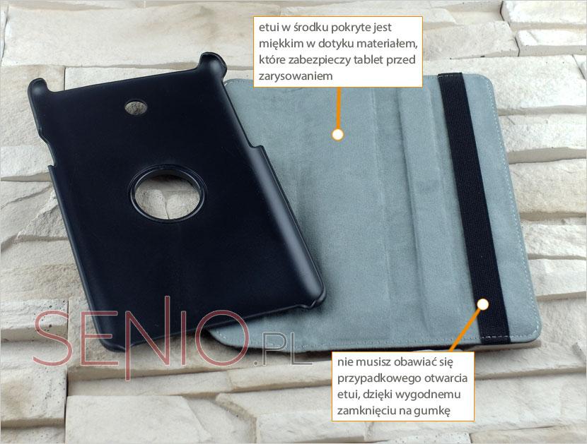 Solidne zabezpieczenie twojego tabletu Asus Fonepad 7 (ME372CG)