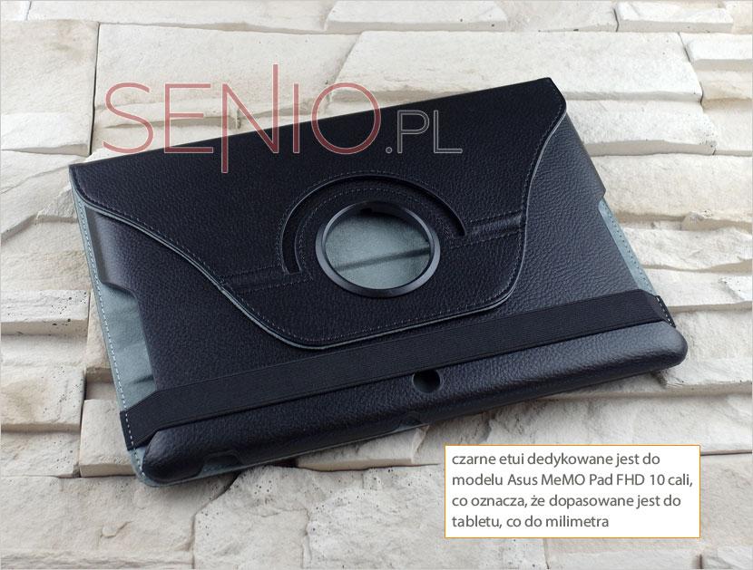 Praktyczny dedykowany pokrowiec na tablet Asus MeMO Pad FHD 10.0 (ME302C)