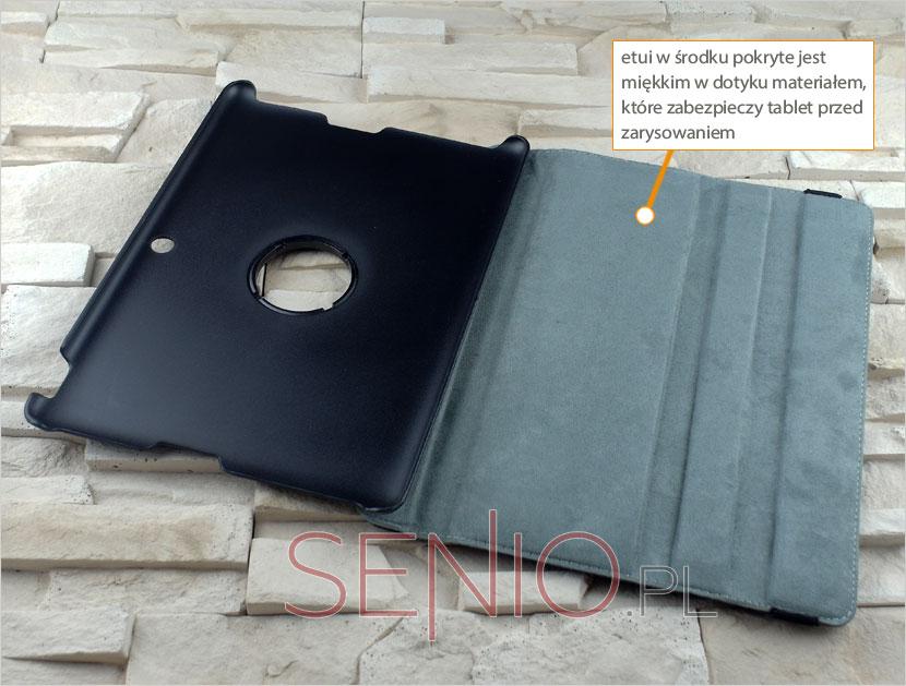 Solidny pokrowiec wiec do tabletu Asus MeMO Pad FHD 10.0 (ME302C)