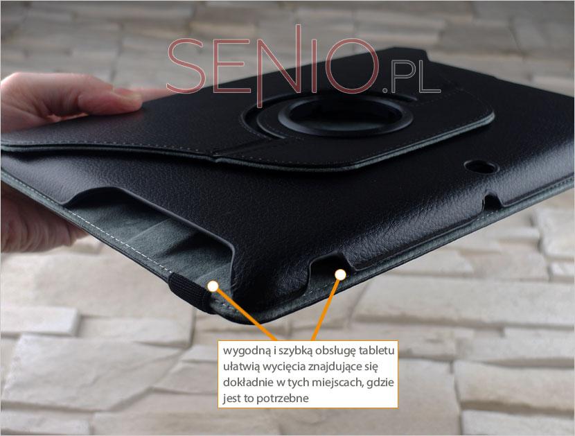 Wygodny i praktyczny futerał na Twój tablet Asus MeMO Pad Smart 10.0 (ME301T