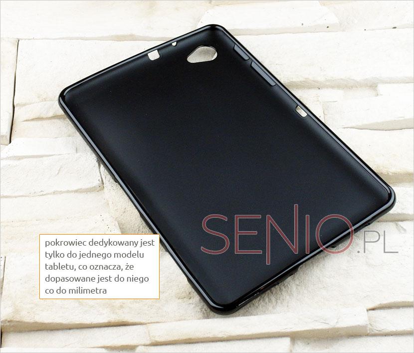 Etui dedykowane wyłącznie do tabletu Samsung Galaxy Tab 7.7 (GT-P6800)