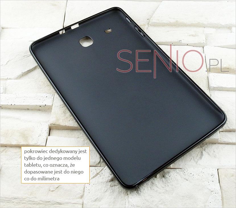 Etui dopasowane co do milimetra a tablet Samsung Galaxy Tab E 9.6 (T560)