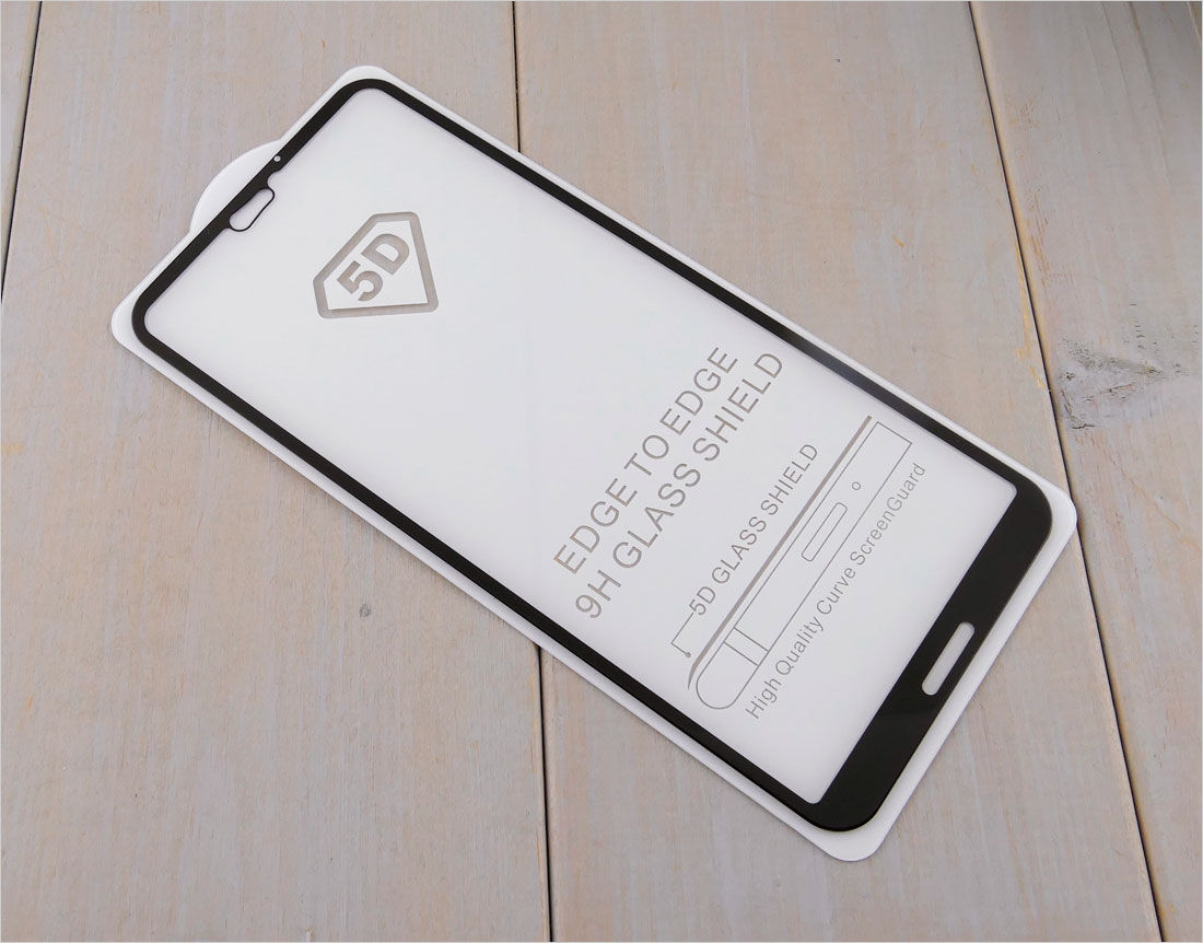 szkło hartowane do telefonu huawei-p20  lite