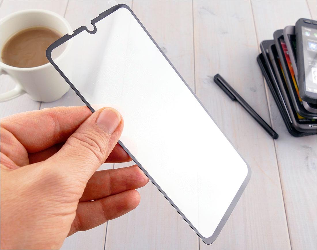 szkło chroniące telefon