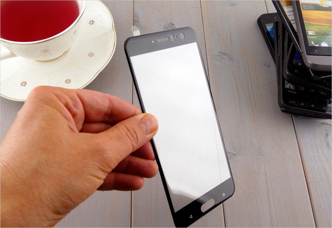 szkło hartowane do telefonu HTC U11