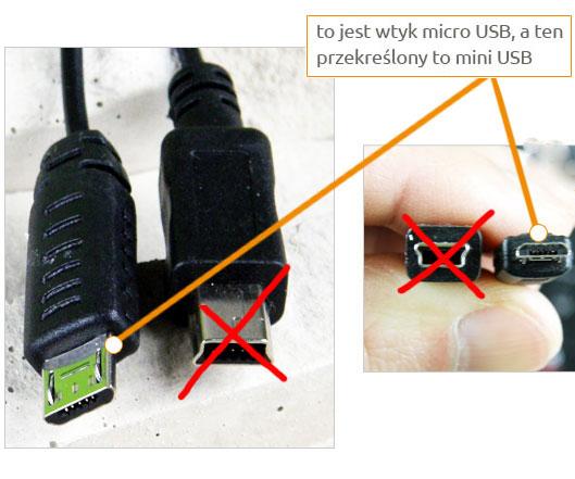 Mini USB a micro USB – różnice, jak rozpoznać?