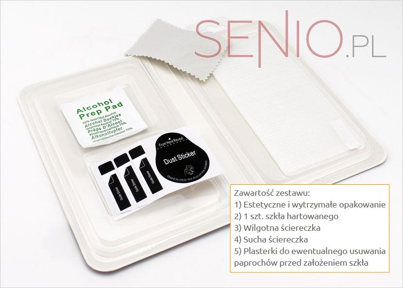 szkło hartowane na telefon dotykowy  Lenovo S5