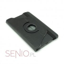 Dedykowane etui do tabletu Samsung Galaxy PRO 8.4 (T320) – czarne, obrotowe,