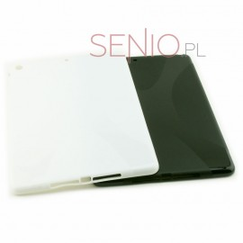 Silikonowe etui do tabletu Apple New iPad Air (iPad 5)- dopasowane, kolory