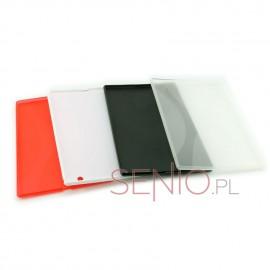 Dedykowane, silikonowe etui (plecki) do tabletu Sony Xperia Z4 - kolory
