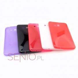 Silikonowe etui do tabletu Samsung Galaxy Tab 3 lite 7.0 (T110, T111, T113) -kolory