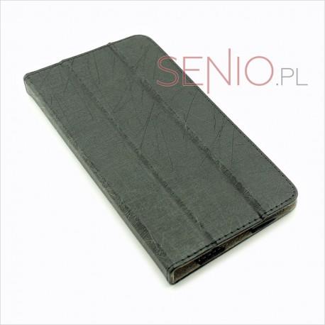 CZARNY pokrowiec na tablet (phablet) Lenovo PHAB Plus PB1-770N