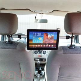 Uchwyt samochodowy na tablet 10 cali między zagłówki