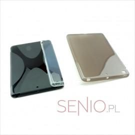 Dedykowane, silikonowe etui (plecki) do tabletu Apple iPad mini 1, 2, 3 – kolory, dopasowane