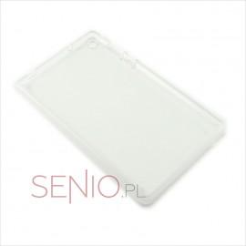 Etui elastyczne na tablet Lenovo Tab 3 (730M / 730F) 7 cali - przezroczyste