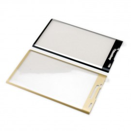 Szkło hartowane 3D do telefonu Black Barry Priv - różne kolory, w dobrej cenie, na cały ekran