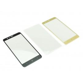 Szkło hartowane 3D do telefonu ZTE Axon 7 Max w dobrej cenie, curved, tempered glass, 9H