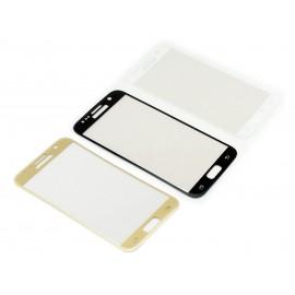 Szkło hartowane 3D do telefonu Samsung Galaxy S7 na cały ekran, w dobrej cenie, curved, 9H