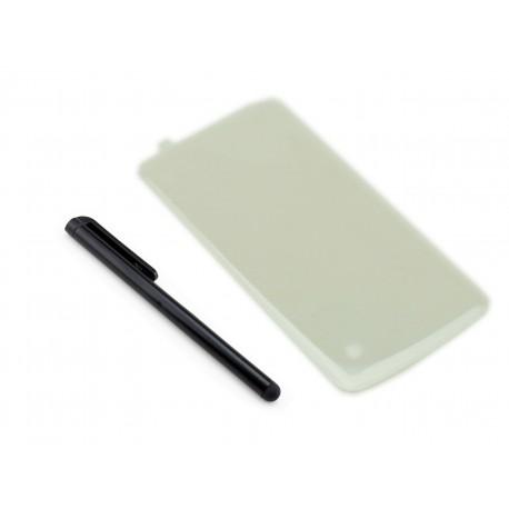 Szkło hartowane 3D do telefonu LG K10 LTE K430, K430ds w dobrej cenie, na cały ekran, curved, 9H, tempered glass