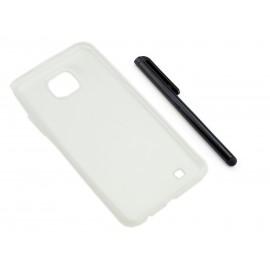 Pokrowiec silikonowy do telefonu LG X Cam