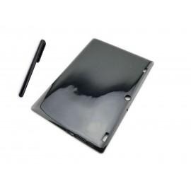 CZARNE etui elastyczne (plecki) na tablet Lenovo Tab 10 TB-X103F X103F 10.1
