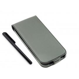 DEDYKOWANY Pokrowiec z klapką do telefonu HTC One M8