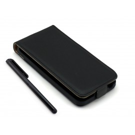 Pokrowiec ze skóry ekologicznej do telefonu Huawei Ascend G525 G525-U00