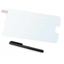 Szkło hartowane na telefon Samsung Galaxy S6 VI (tempered glass) + GRATISY