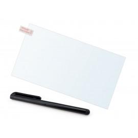 Szkło hartowane na telefon HTC One M7 (tempered glass) + GRATISY