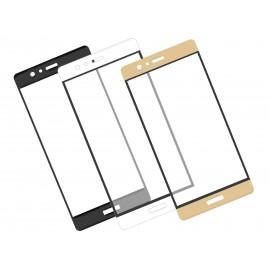 Szkło hartowane 3D do telefonu Huawei P9, w dobrej cenie, na cały ekran,tempered glass