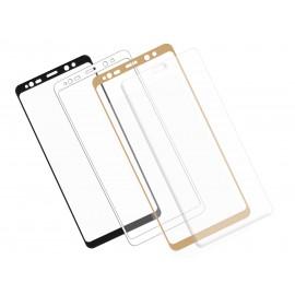 Szkło hartowane 3D do telefonu Samsung Galaxy Note 8 SM-N950F - kolory, w dobrej cenie, na cały ekran