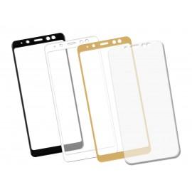 Szkło hartowane 3D do telefonu Samsung Galaxy A5 2018 - curved, temperd glass, w dobrej cenie, różne kolory