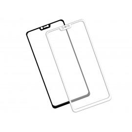 Zaokrąglone szkło hartowane 3D do telefonu Oppo R15