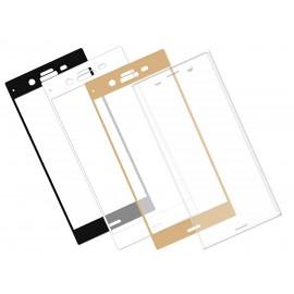 Szkło hartowane 3D do telefonu Sony Xperia XZ1 (G8341, G8343), na cały ekran, w dobrej cenie, 9H