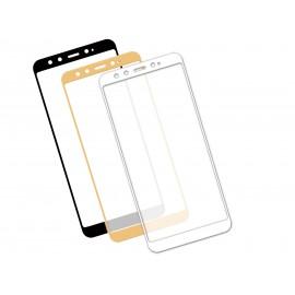 Szkło hartowane 3D do telefonu Xiaomi Mi 6X- w dobrej cenie, na cały ekran, 9h, tempered glass