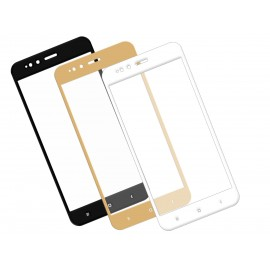 Szkło hartowane 3D do telefonu Xiaomi Mi 5X- w dobrej cenie, na cały ekran, 9h, tempered glass