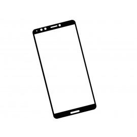 Szkło hartowane 3D do telefonu Huawei Enjoy 7C, na cały ekran, w dobrej cenie, 9H, curved, tempered glass