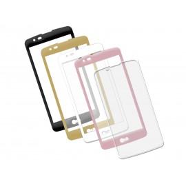 Szkło hartowane 3D do smartfonu LG K7 - na cały ekran, curved, 9H, tempered glass, dobra cena
