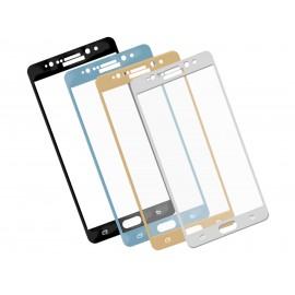 Szkło hartowane 3D do telefonu Samsung Galaxy Note 7 - kolory, w dobrej cenie, na cały ekran, curved, 9H, tempered glass