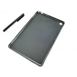 CZARNE gumowe plecki do tabletu Huawei MediaPad M5 10 BAH2-W19/L09/W09