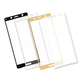 Szkło hartowane 3D do telefonu  Sony Xperia XZ2 Compact H8314, na cały ekran, w dobrej cenie, 9H