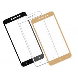 Szkło hartowane 3D do telefonu Xiaomi Redmi Y1- dobra cena, 9h, tempered glass
