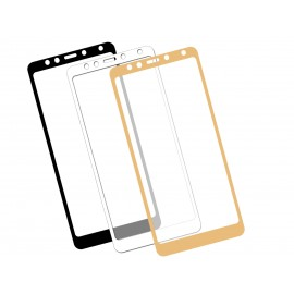 Szkło hartowane 3D do telefonu  Xiaomi Redmi 5 Plus- dobra cena, 9h, tempered glass