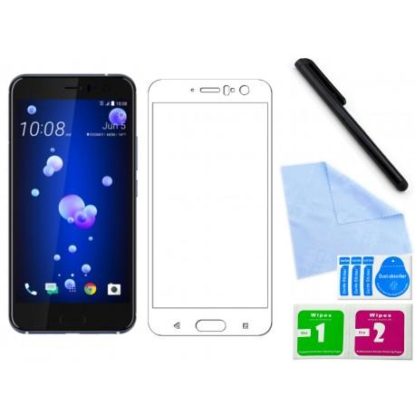 Szkło hartowane do telefonu HTC U11, w różnych kolorach, w dobrej cenie, curved